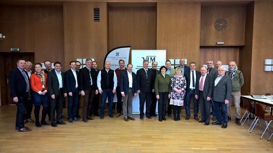 BBiA-Erfahrungsaustausch mit den Vorsitzenden der Meisterprüfungsausschüsse und des VLM Bayern